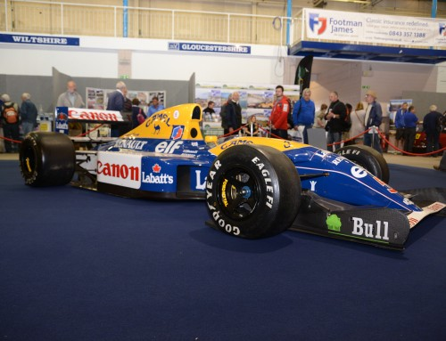CAR EVENT TO CELEBRATE MANSELL'S RECORD-BREAKING SEASON