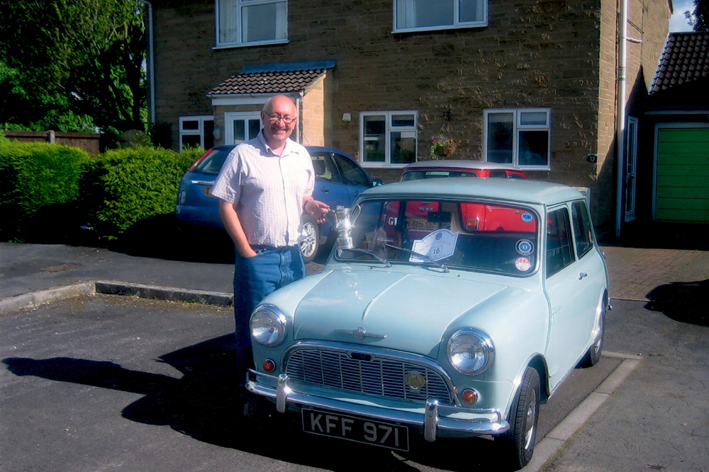 Show Stopping Mini Up For Auction Bccs Bristol Classic Car Show