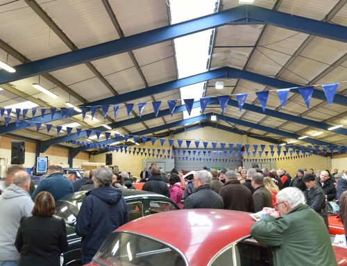 THIS WEEKEND AT THE ROYAL BATH & WEST: THE SOUTH WEST'S BIGGEST INDOOR AUTOJUMBLE