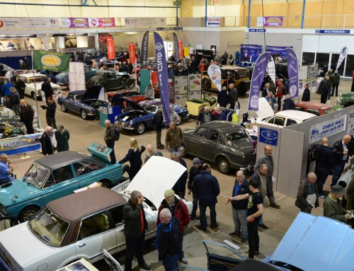 Great Western Classic Car Event Gets An Upgrade
