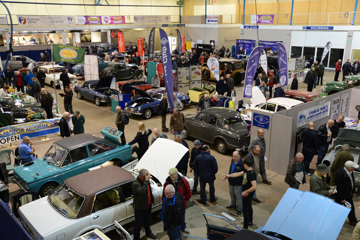 Great Western Classic Car Event Gets An Upgrade – BCCS – GWCCS