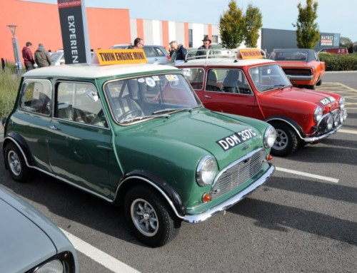 TWINI MINI'S TO SHOWCASE AT THE GREAT WESTERN CLASSIC CAR SHOW