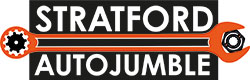 Stratford Autojumble Logo