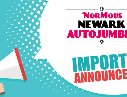 Normous Newark Autojumbl – 5th April cancelled